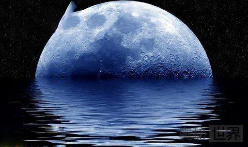 月球上发现6亿吨水