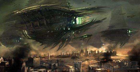 盘点外星人入侵地球的5种情况