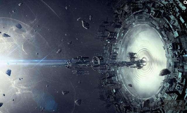 百年内将实现时空旅行和接触外星人