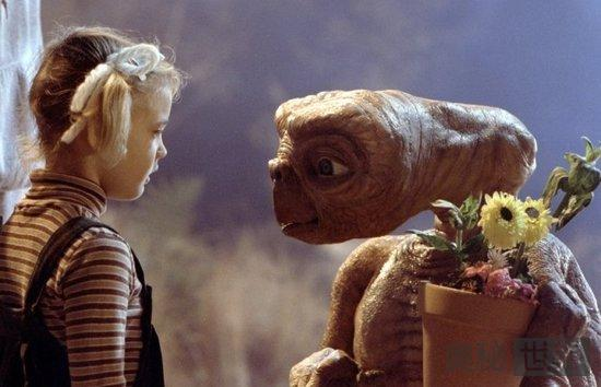 好莱坞的外星生物形象