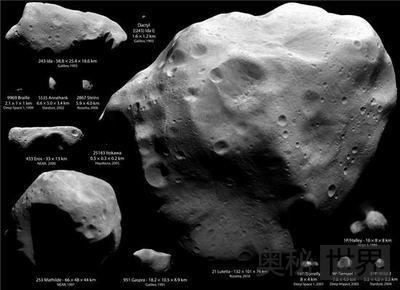 巨大行星2182年将碰撞地球造成致命性灾难