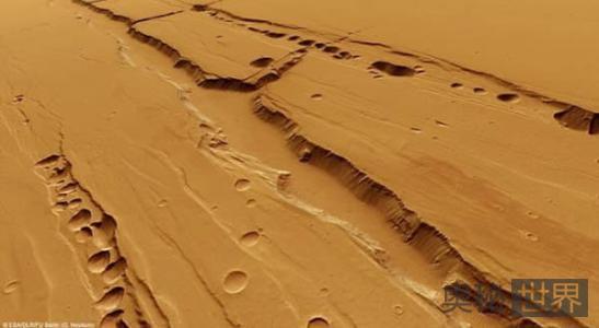 火星生命可能存在于泥浆火山中