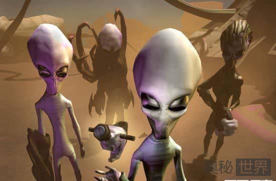 外星人是拥有社交能力的食肉动物