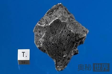 摩洛哥发现最古老陨石