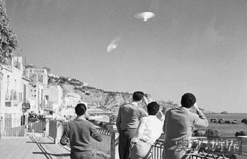 1974年北威尔士郡的UFO事件
