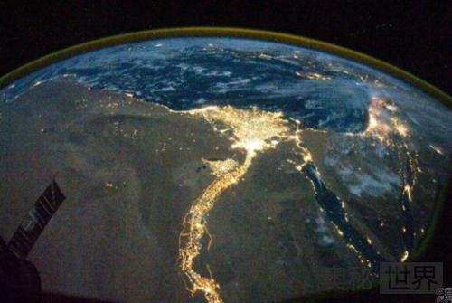 天文学家称观察人工灯光可寻找外星人线索