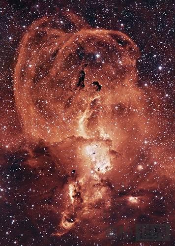 NGC 3582星云