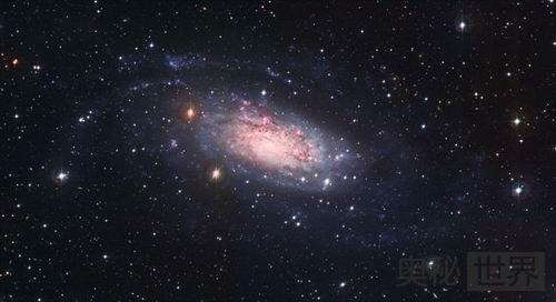 NGC 3621螺旋星系