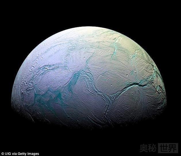 NASA科学家表示20年内可在土卫二和木卫二找到外星人