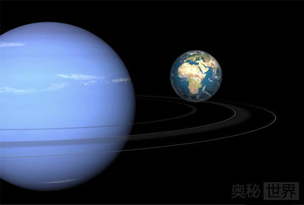 海王星:唯一通过数学预测而发现的新行星
