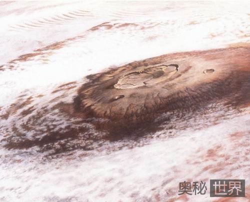 火星:奥林帕斯山