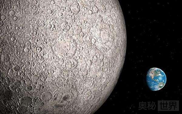 月球背面惊天秘密曝光