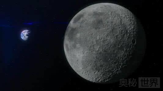 苏联在月球背面照片曝光:真相惊呆全世界