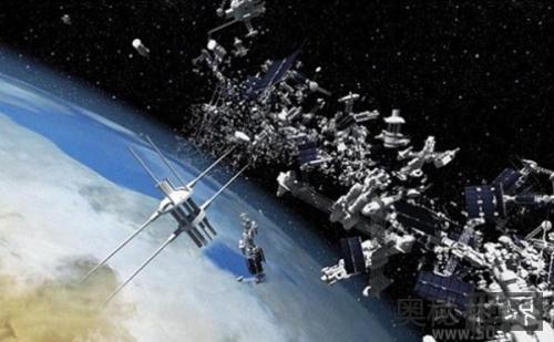 地球轨道太空垃圾泛滥 为何照片中看不到?