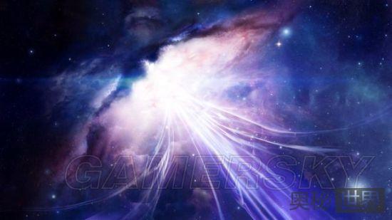 超级黑洞发生时空扭曲 白洞可穿越时空?