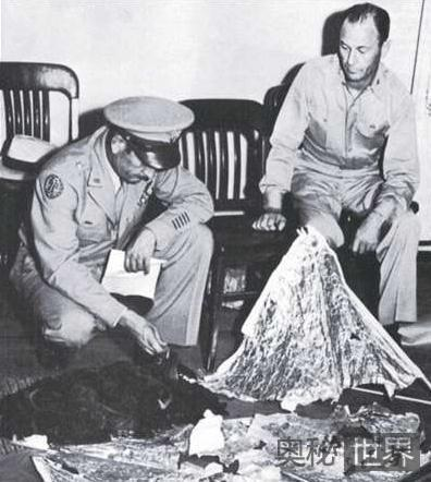 罗斯维尔ufo事件真相揭秘