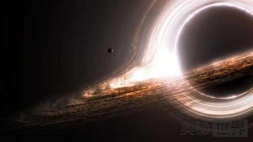 天文观测到旋转黑洞造成的时空扭曲