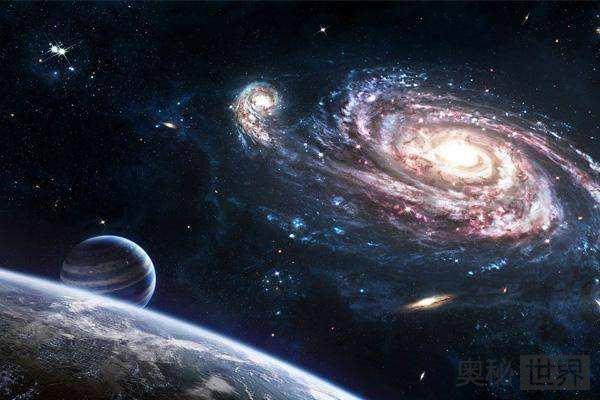 地球在银河系里怎么能拍到银河系全貌的?