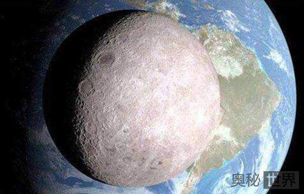 美国为何从不公布月球背部照片