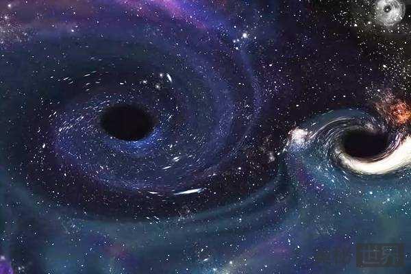 黑洞引力那么大,可以把原子撕碎吗?