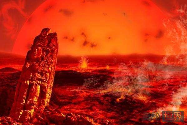 太阳变成红巨星时