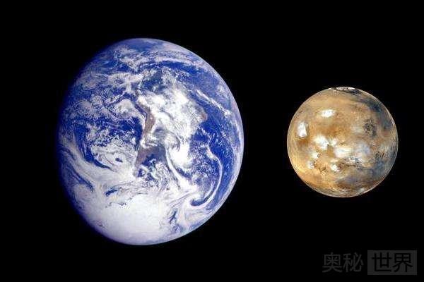 为什么一些人认为地球人来自火星,而不是其他行星?
