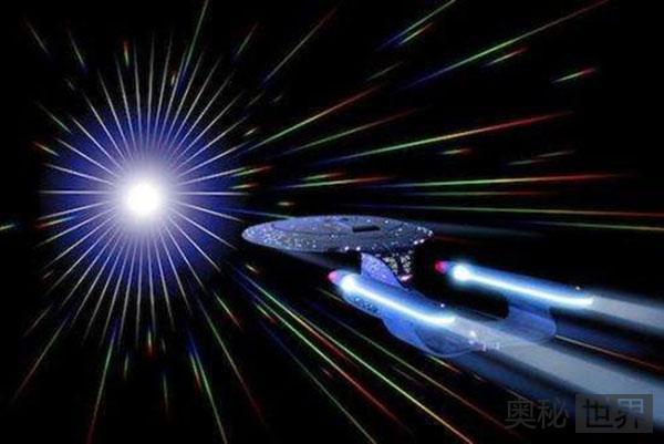 如果速度超越光速会怎么样?会发生什么事呢?