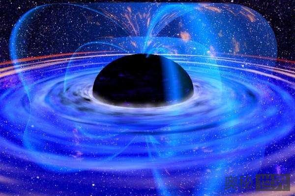 黑洞的引力范围