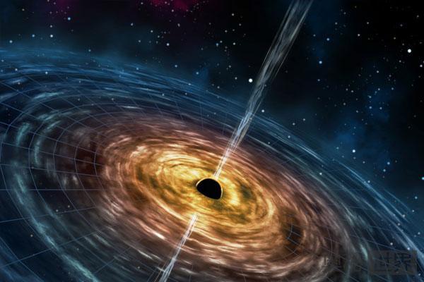 黑洞质量超过极限会不会产生质量更大的天体