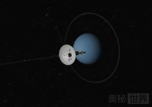 旅行者2号进入星际空间,3万年后离开太阳系