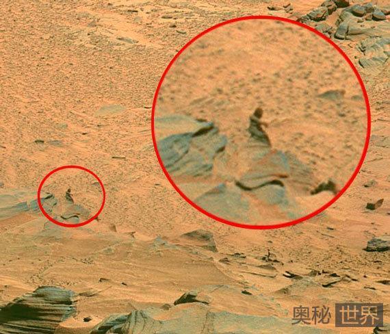 """好奇号火星探测器发现火星上有""""金字塔""""!"""