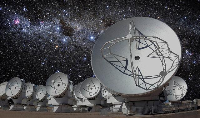 美国重启SETI计划,再次开启探寻地外文明