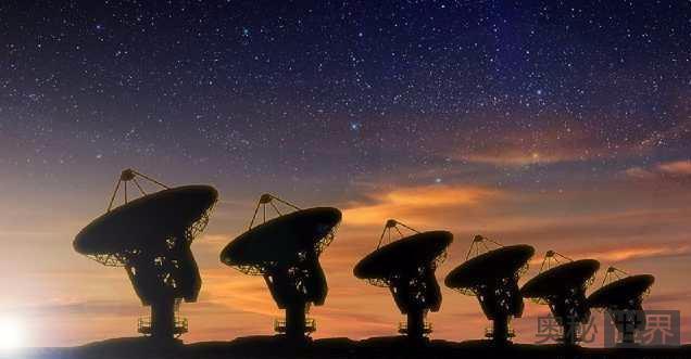 SETI最新成果,寻找外星人计划破产?外星人存在可能性很低
