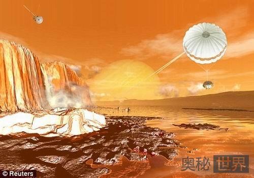 土卫六上一个岛屿突然神秘消失