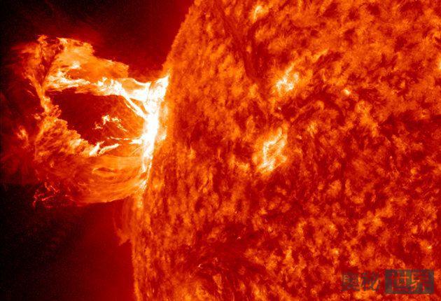 太阳耀斑会对我们产生什么影响?