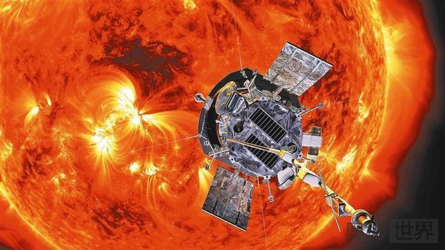 日冕温度高达100万摄氏度,帕克太阳探测器怎么进入日冕的?