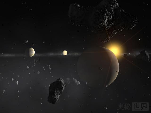 太阳系将成伪双星系统,未来人可看双重日落了