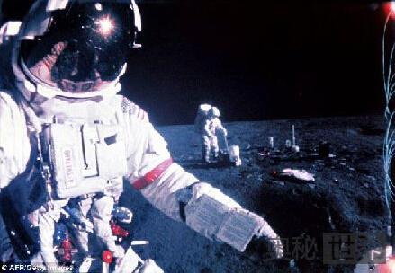 """""""阿波罗14号""""登月宇航员惊爆内幕 """"我在太空遭遇外星人"""""""