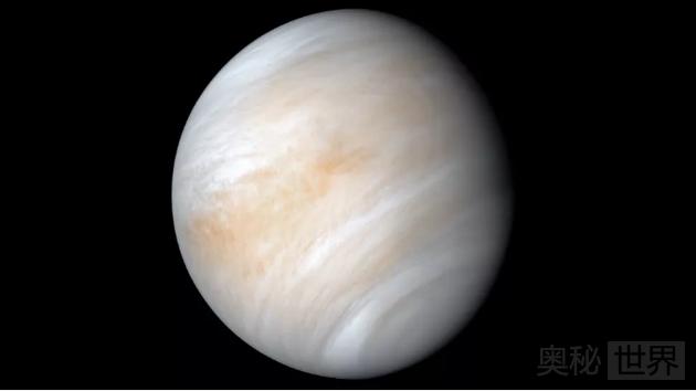 外星细菌可能存活在金星大气层。
