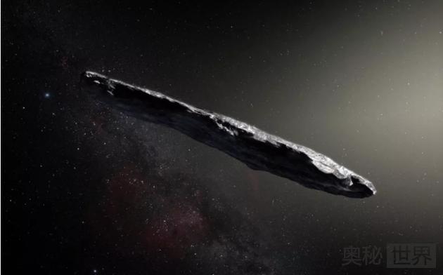 Oumuamua可能仍是外星人的杰作