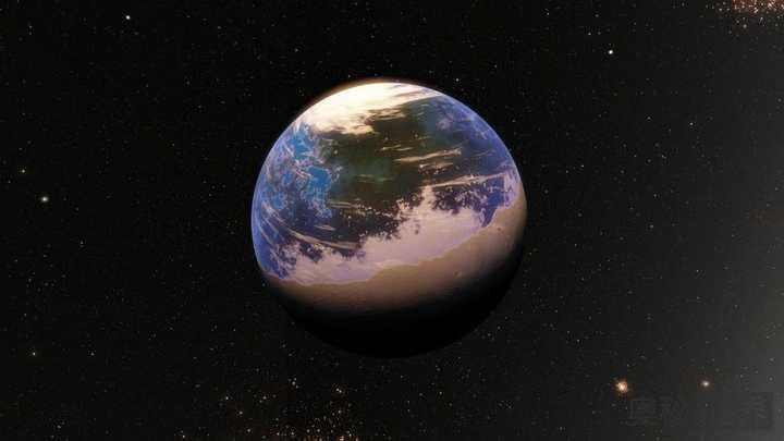 """如何在一颗""""潮汐锁定""""的星球上生活?"""