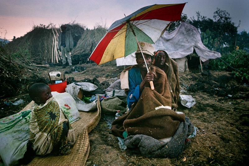 卢旺达难民