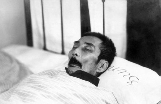 1936年10月19日清晨 鲁迅逝世