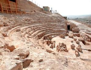 2000多年前希律王皇家剧场