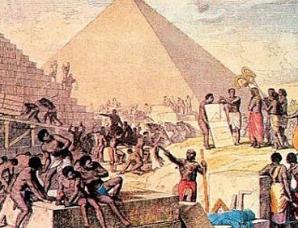 金字塔并非奴隶修建