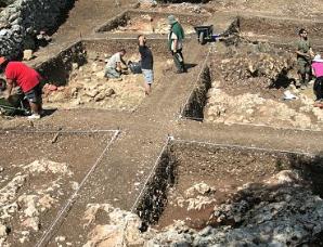 考古发现荷马史诗中奥德修斯的宫殿遗址
