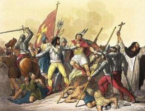 印加帝国:曾号称四洲之国,600万人口被200人灭国
