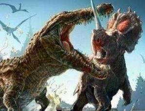 恐鳄与帝鳄谁更厉害