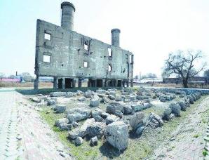 日本挖掘731部队总部遗址