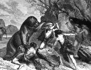 揭开穴居人灭绝之谜